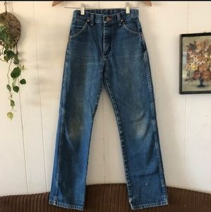 Vtg Wranglers-slim fit jeans